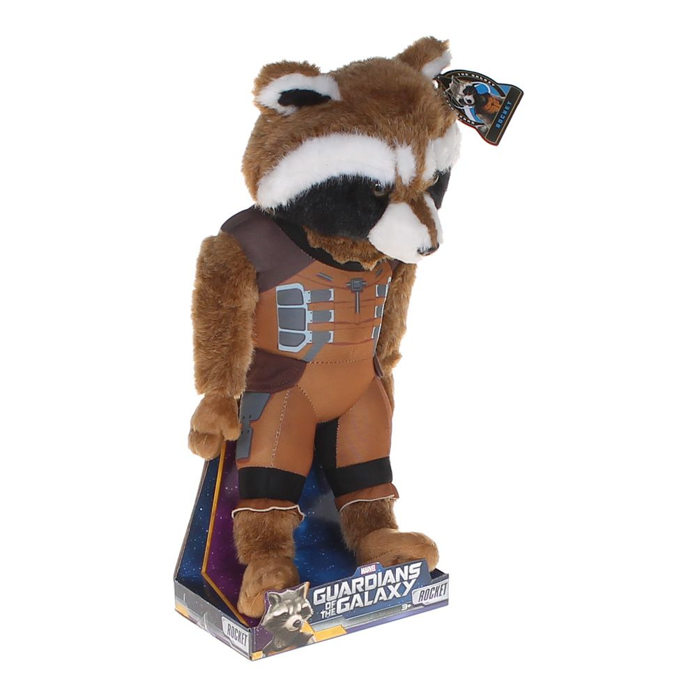 Plush:Guardians Of The Galaxy - Rocket 6901978019