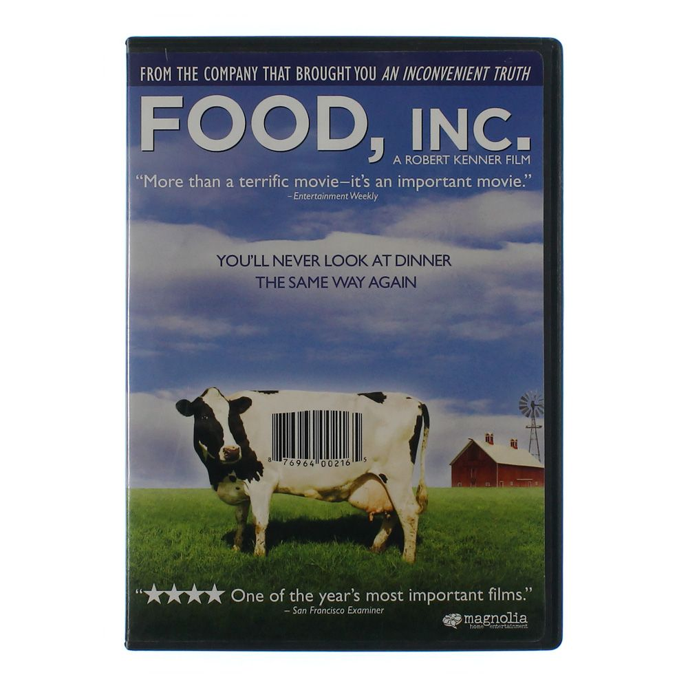 """""Movie: Food, Inc."""""" 6907566294"
