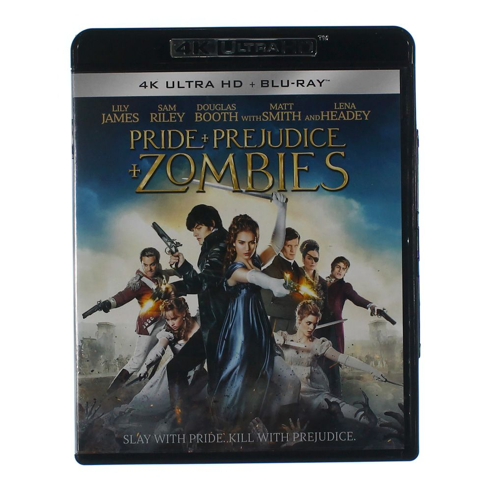 Movie: Pride + Prejudice+ Zombies 6914024747