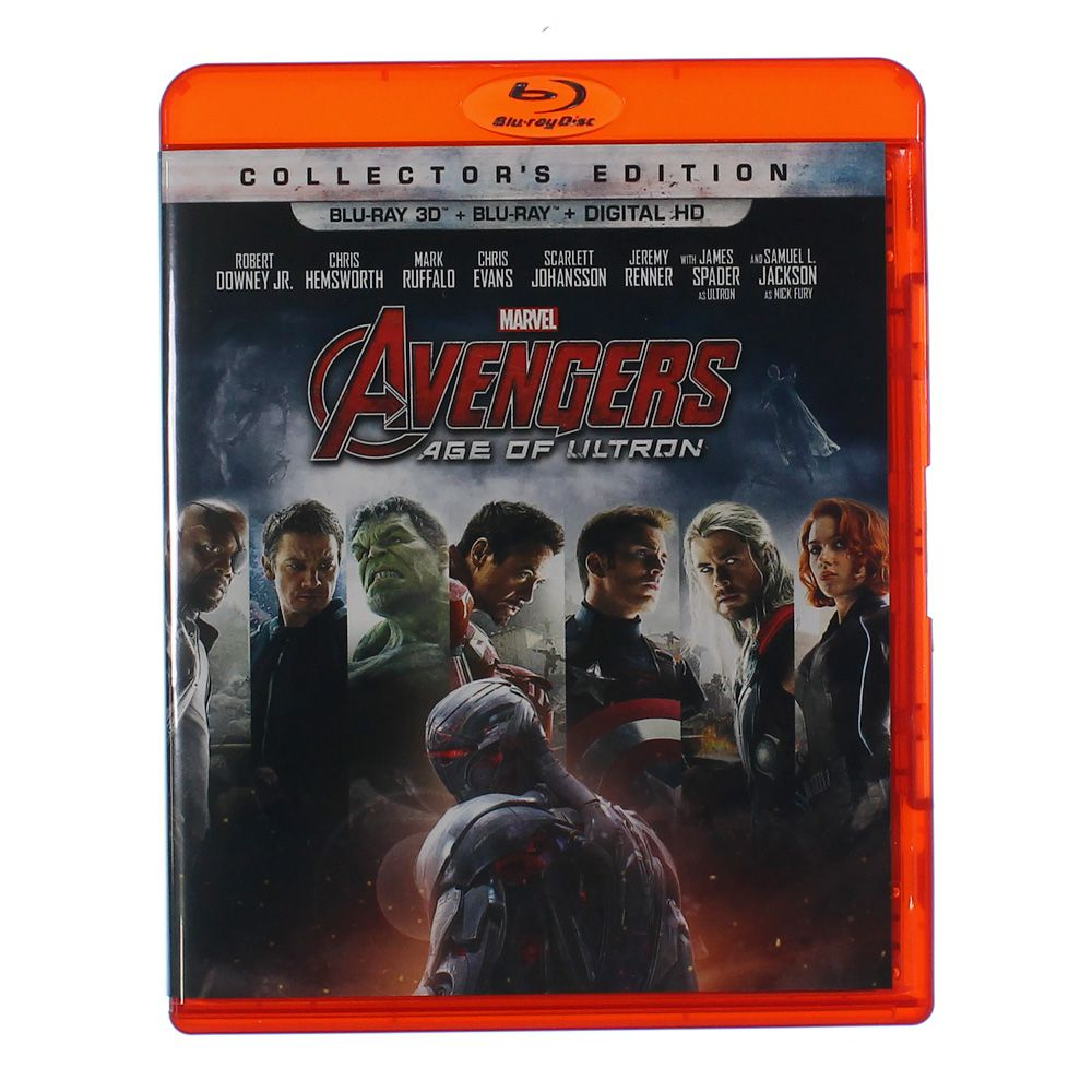 Movie: Avengers. Age Of Ultron 6917376340