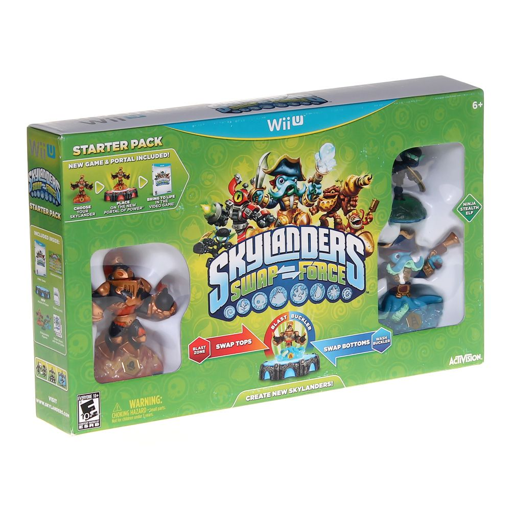 Skylanders Swap Force Set 6920204474