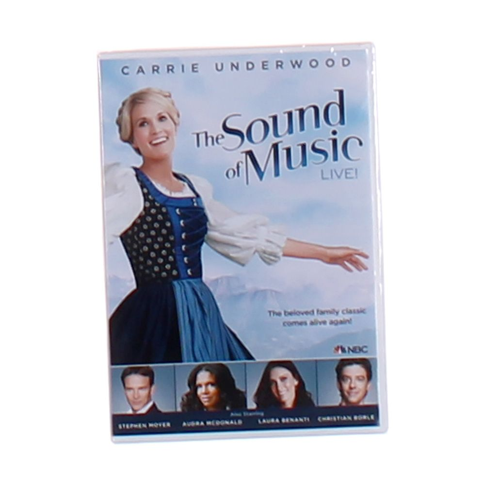 Movie: The Sound Of Music Live! 6924348767