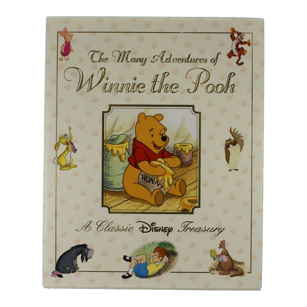 Book: The Many Adventures of Winnie the Pooh 6940849059