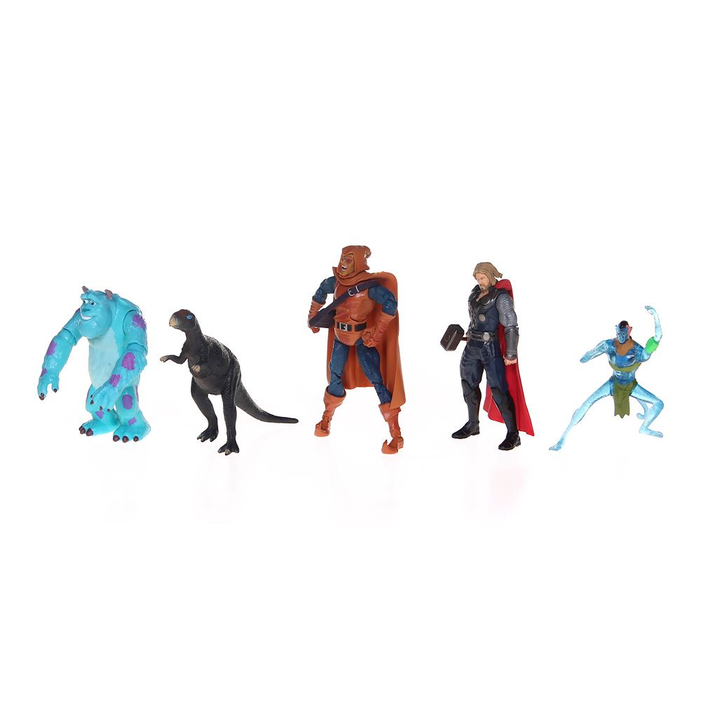 Character Figure Play Set 6951458955