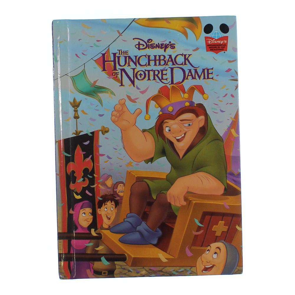 Book: The Hunchback of Notre Dame 6954068326