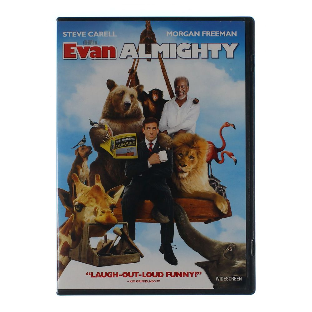 Movie: Evan Almighty 6959926745