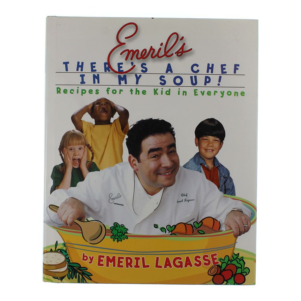 Image of Emeril's There's A Chef In My Soup!