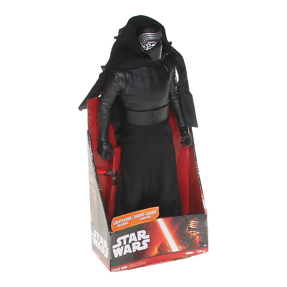 """""Jakks Big-Figs Star Wars Episode VII 18"""""""" Kylo Ren Figure"""""" 6991511004"