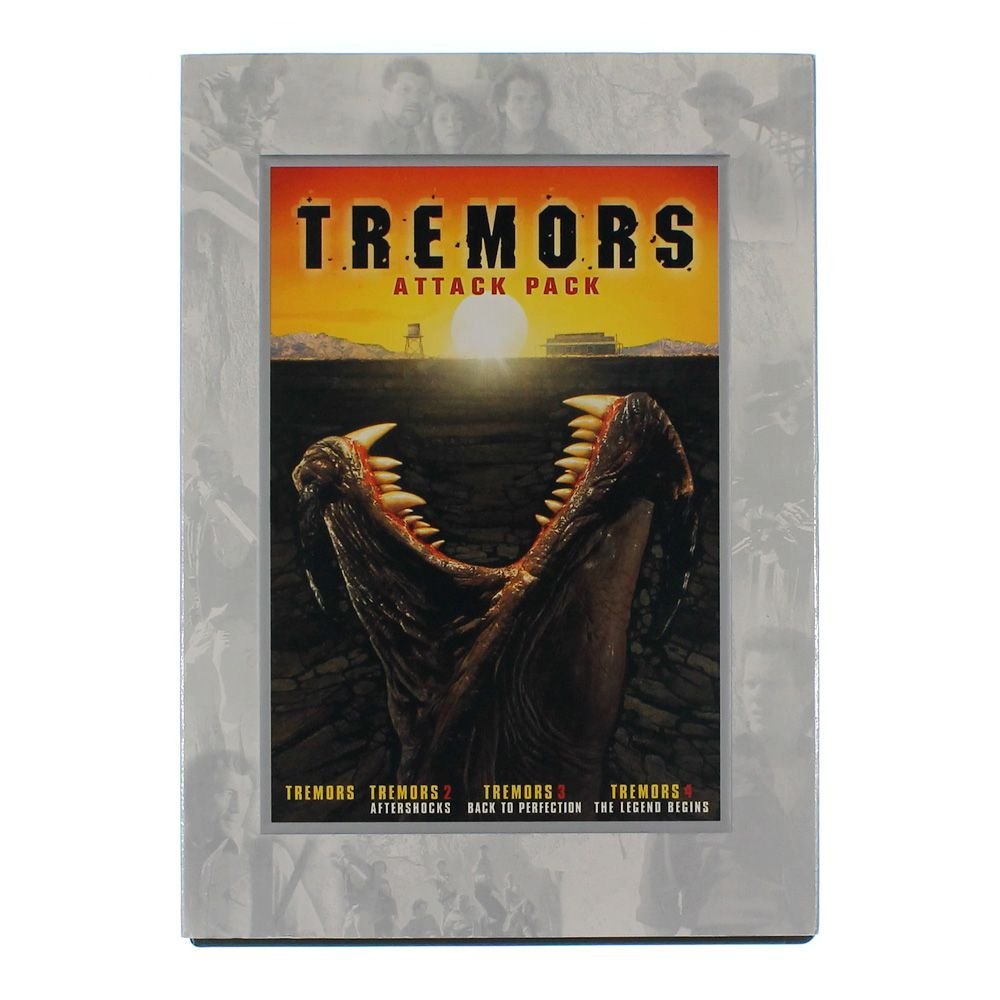 Movie: Tremors Attack Pack 6992431893