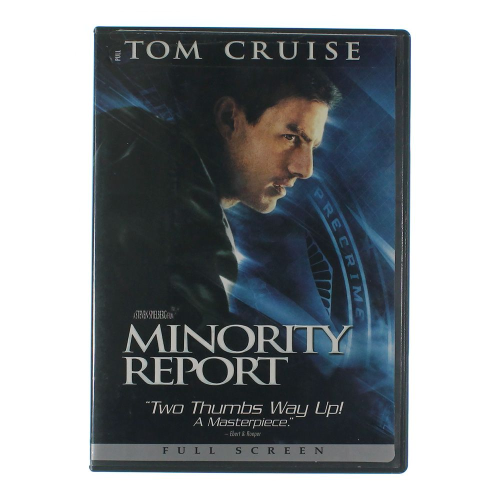 Movie: Minority Report 6996248691