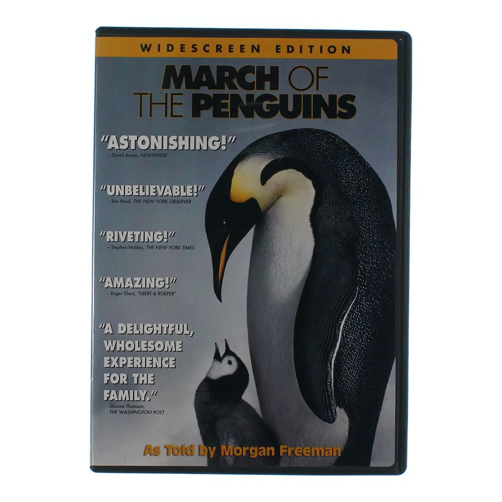 Movie: March of the Penguins [DVD] [Eng/Spa] [2005] 6998433114