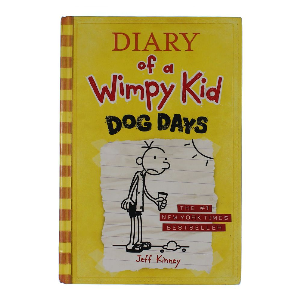 Book: Diary Of A Wimpy Kid Dog Days 7000614561