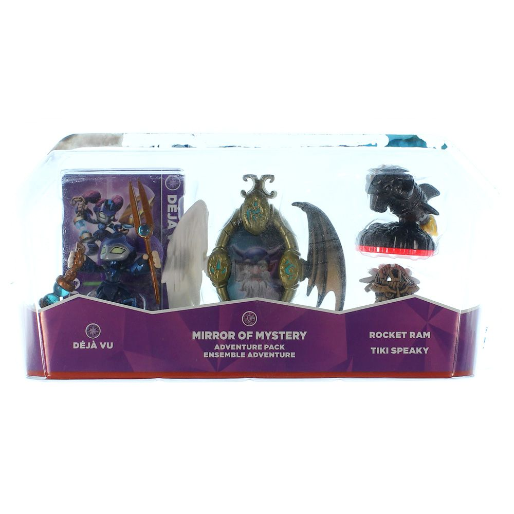 Skylanders Trap Team Mirror of Mystery Level Pack #2 (Universal) 7027597364