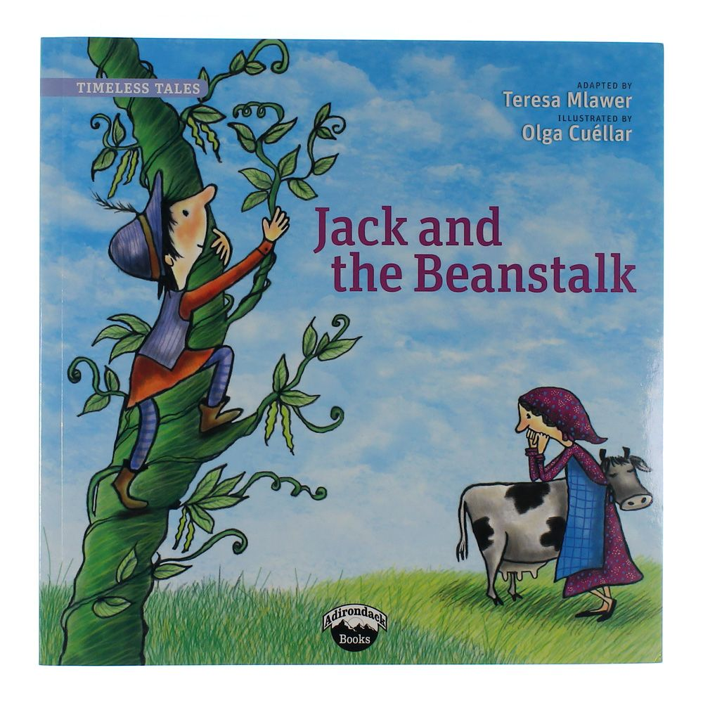 Book: Jack And The Beanstalk