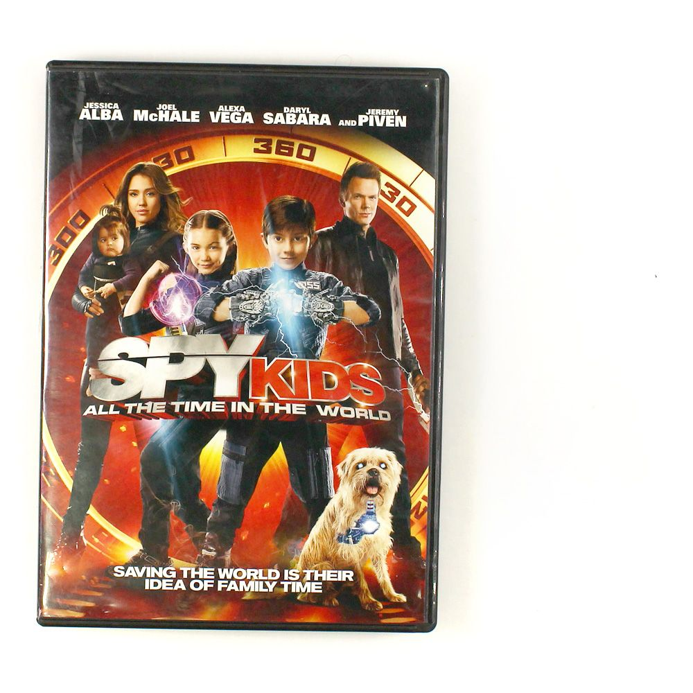 Movie: Spy Kids 4: All The Time In The World 7032115303