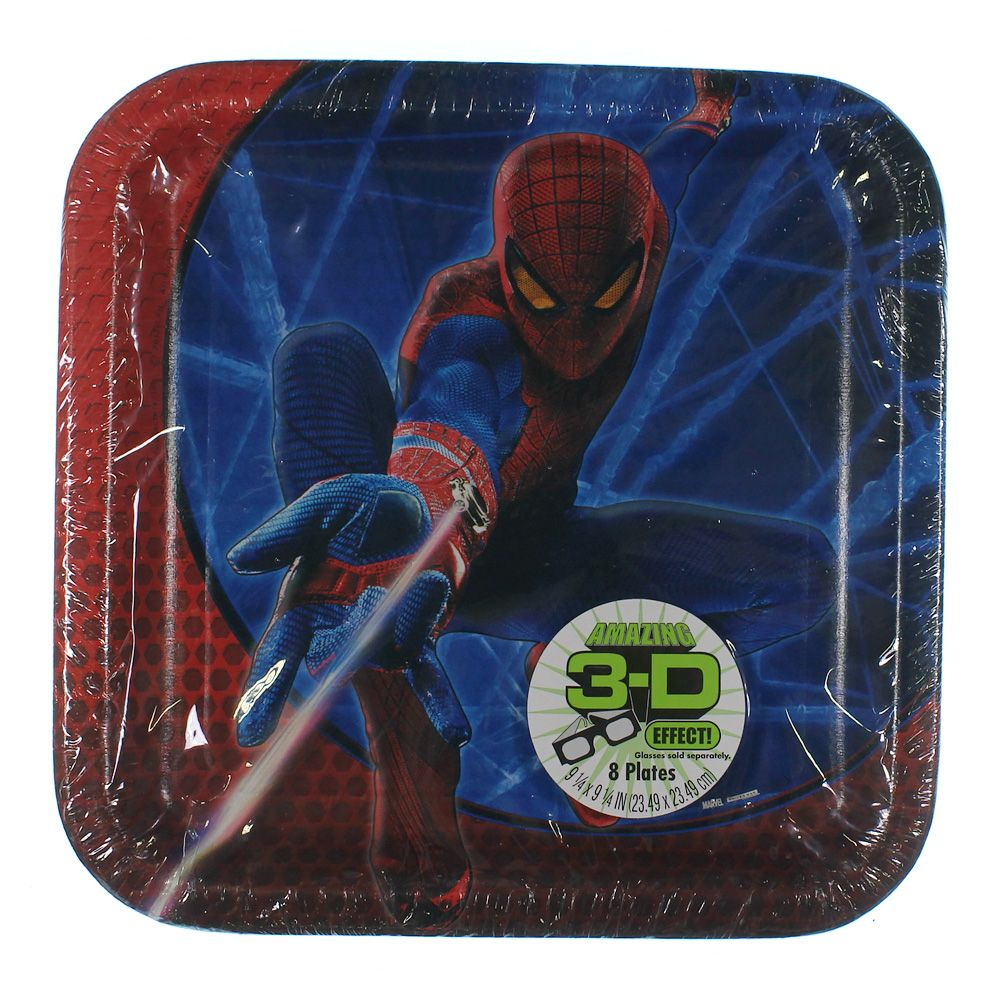 The Amazing Spider-Man Blowouts Party Accessory [] 7048955578