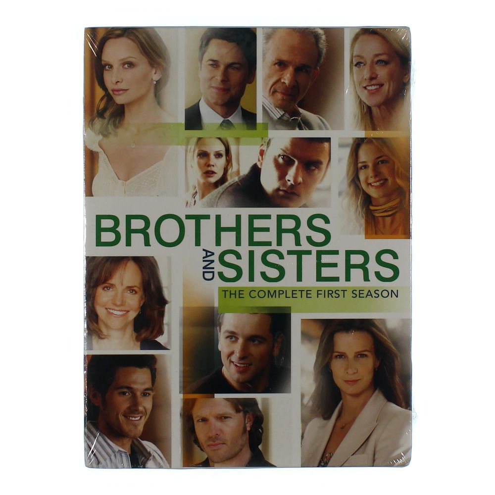 TV-series: Brothers & Sisters 7053744057