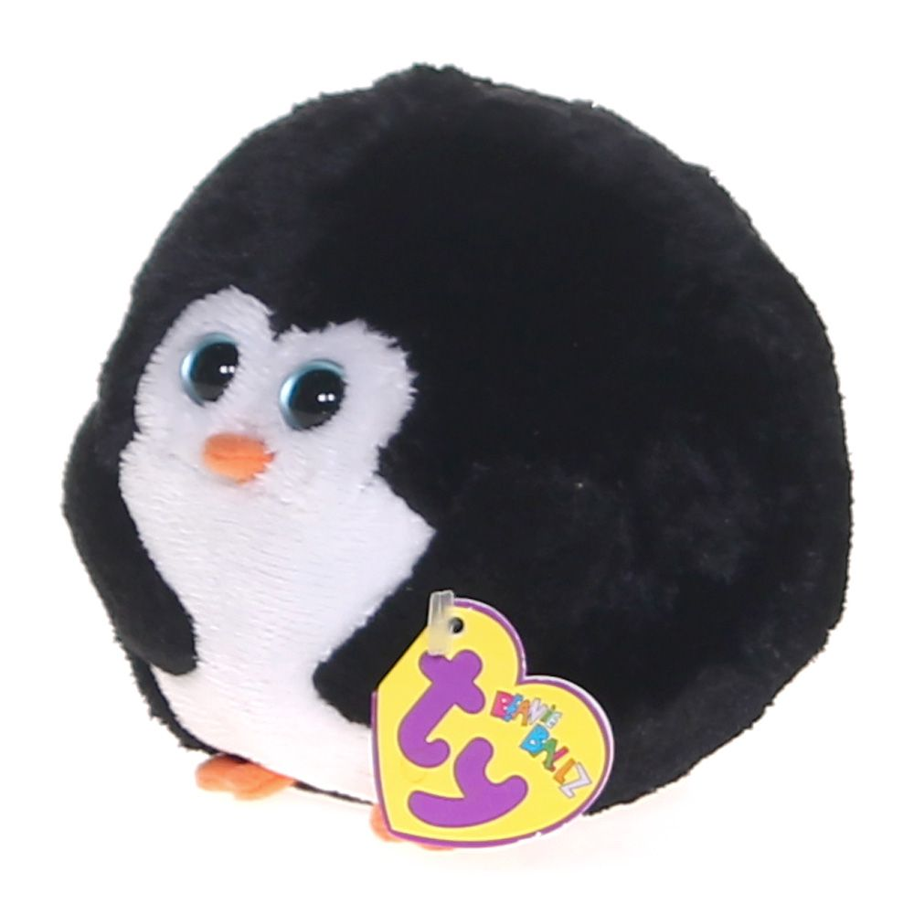 Ty Beanie Ballz - Avalanche the Penguin 7057798486