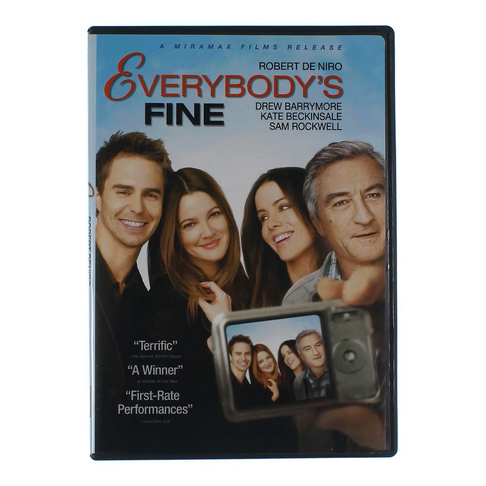 Movie: Everybody's Fine 7069430219