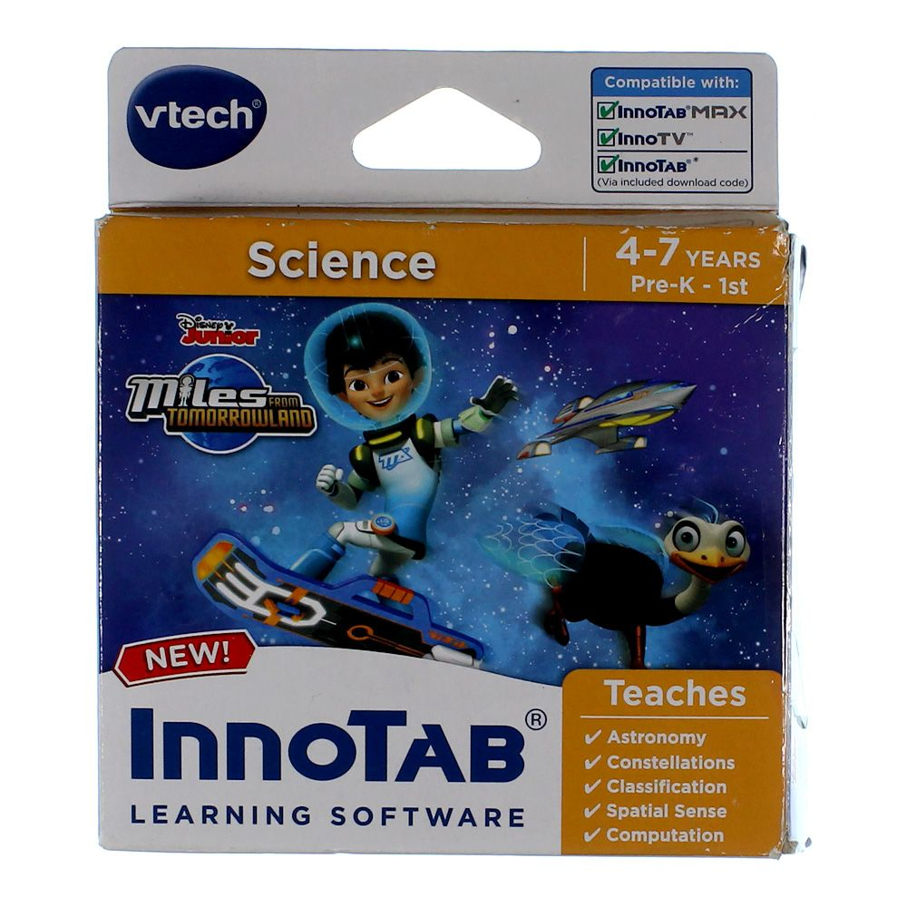 InnoTab Miles From Tomorrowland Software 7069516894