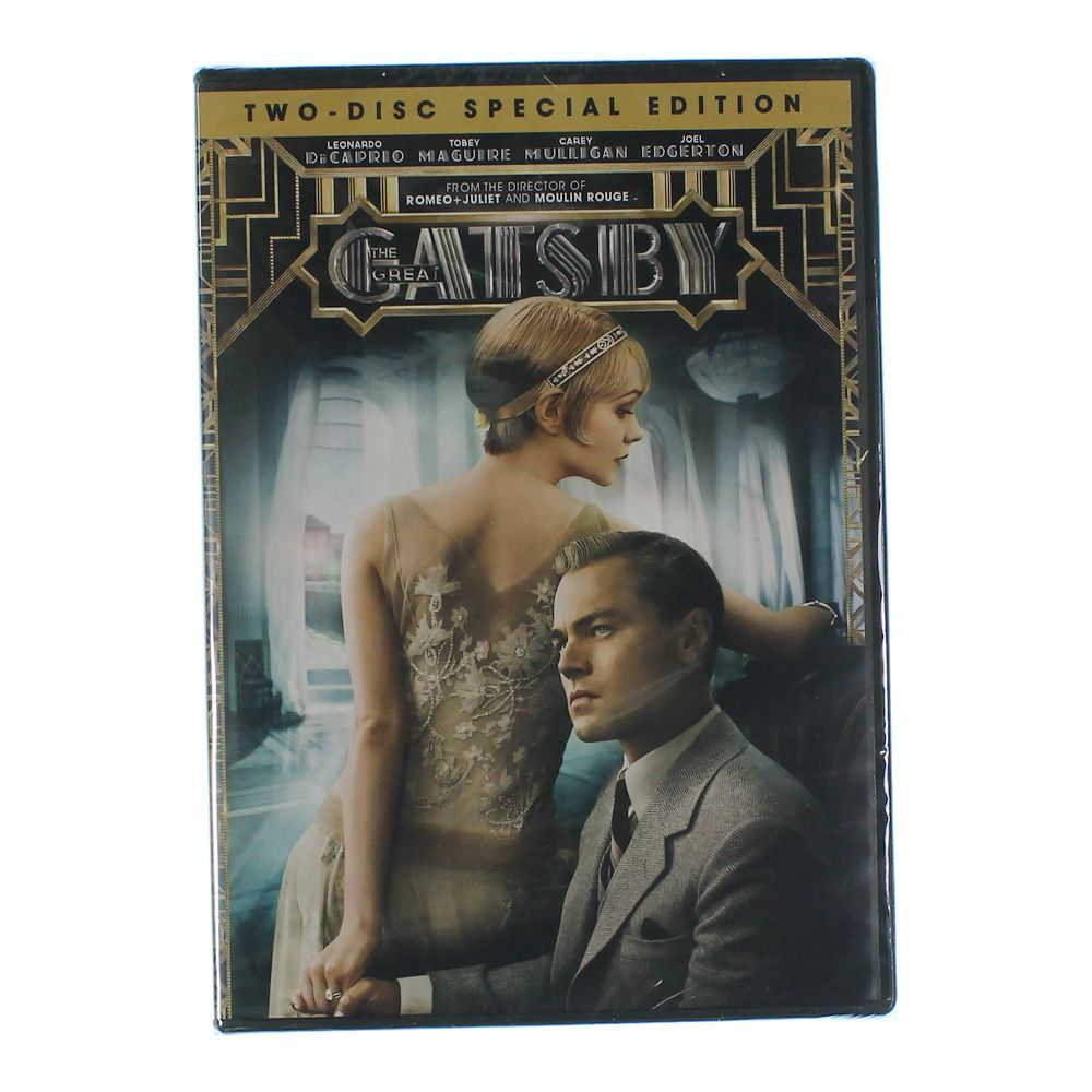 Movie: The Great Gatsby [Special Edition] [2 Discs] [Includes Digital Copy] [UltraViolet] [DVD] [Eng/Fre/Spa] [2013] 7087668687