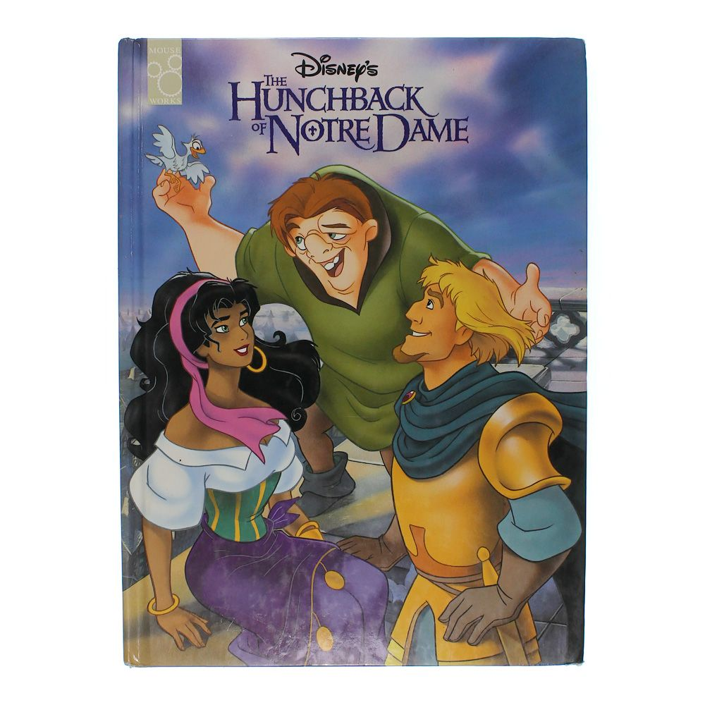 Book:The Hunchback of Notre Dame 7092175910
