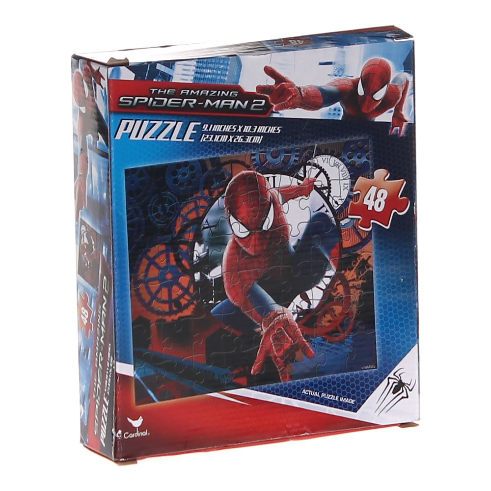 The Amazing Spider Man Puzzle 7105939900