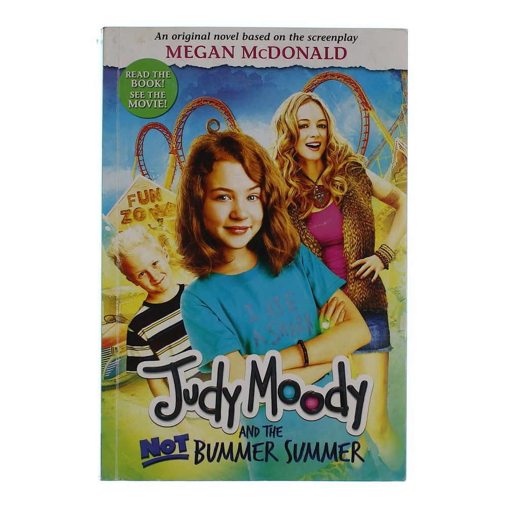 Book: Judy Moody and the Not Bummer Summer 7140856723