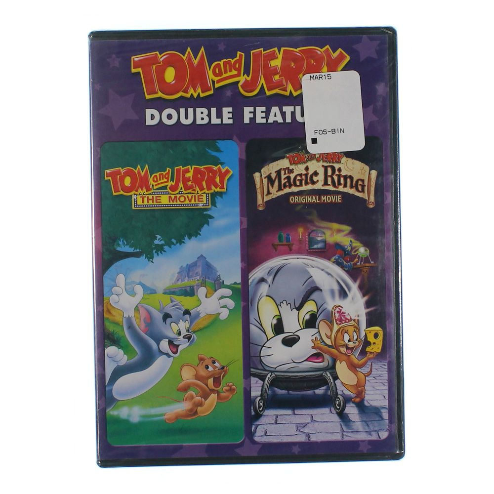 Movie: Tom And Jerry Double Feature 7146924123