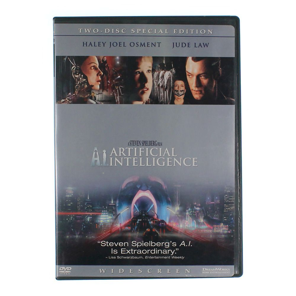 Movie: A.I. - Artificial Intelligence (Widescreen Two-Disc Special Edition) 7162317246