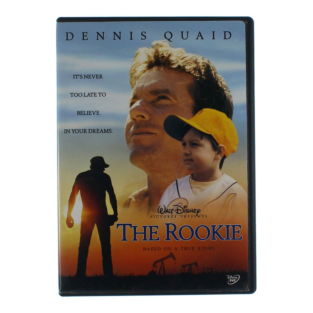 Movie: The Rookie (Full Screen Edition) 7173303220