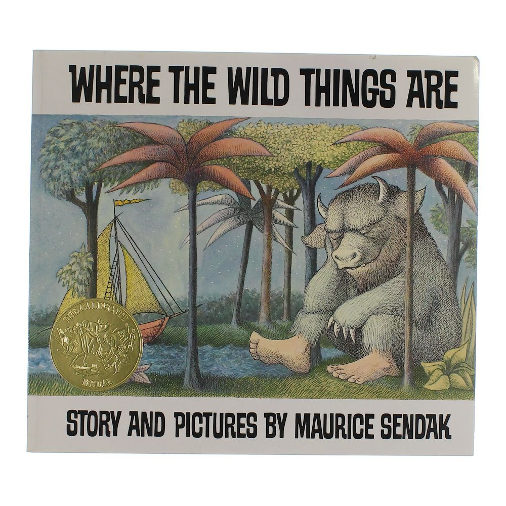 Book: Where the Wild Things Are 7174317152