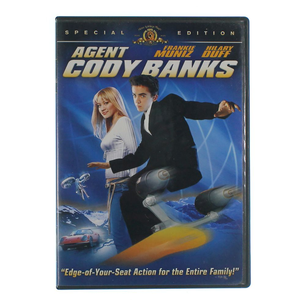 Movie: Agent Cody Banks (Special Edition) 7176107479