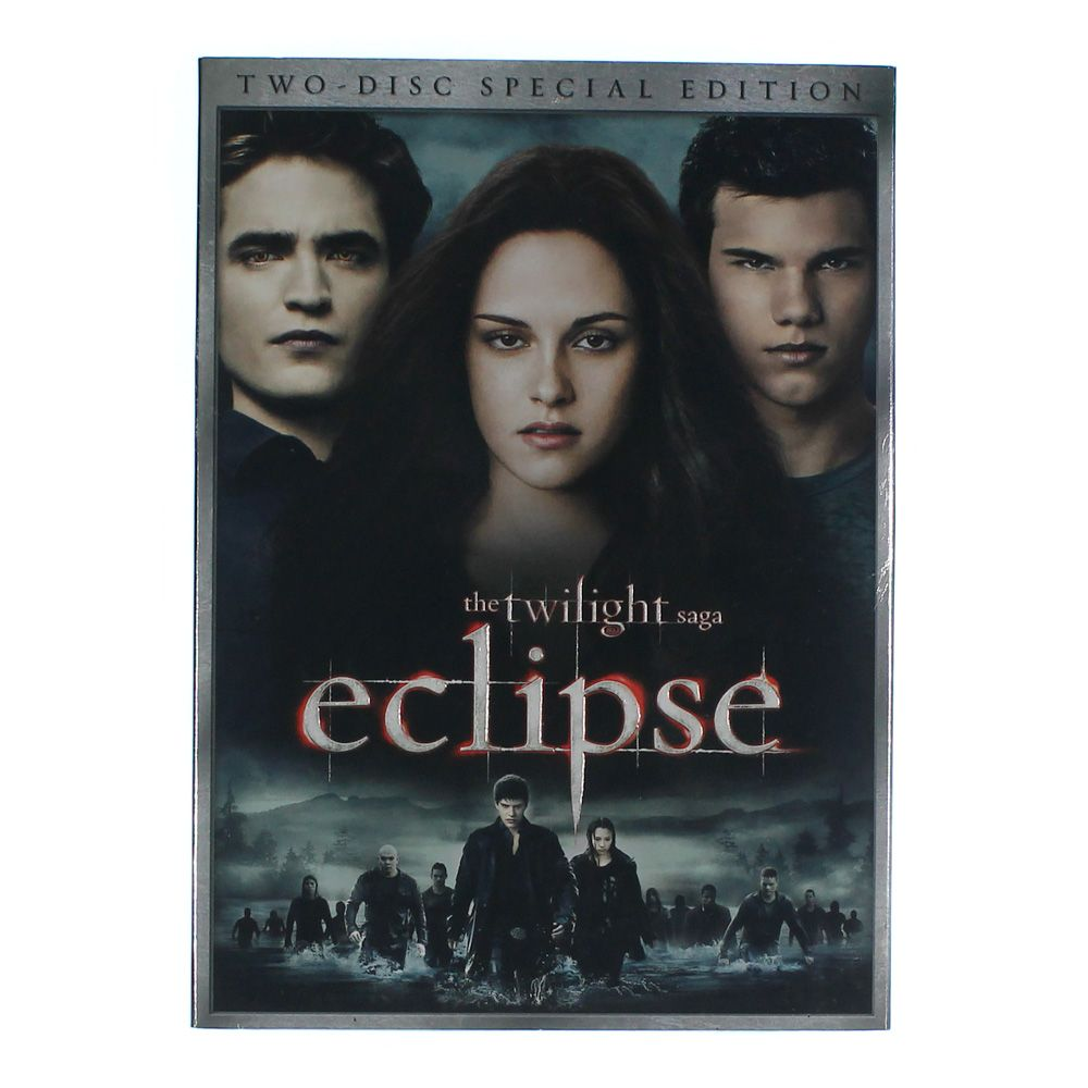 Movie: The Twilight Saga: Eclipse (Two-Disc Special Edition) 7179747548