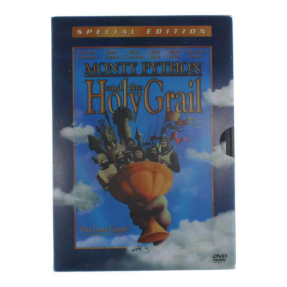 Movie: Monty Python and the Holy Grail (Special Edition) 7183605599