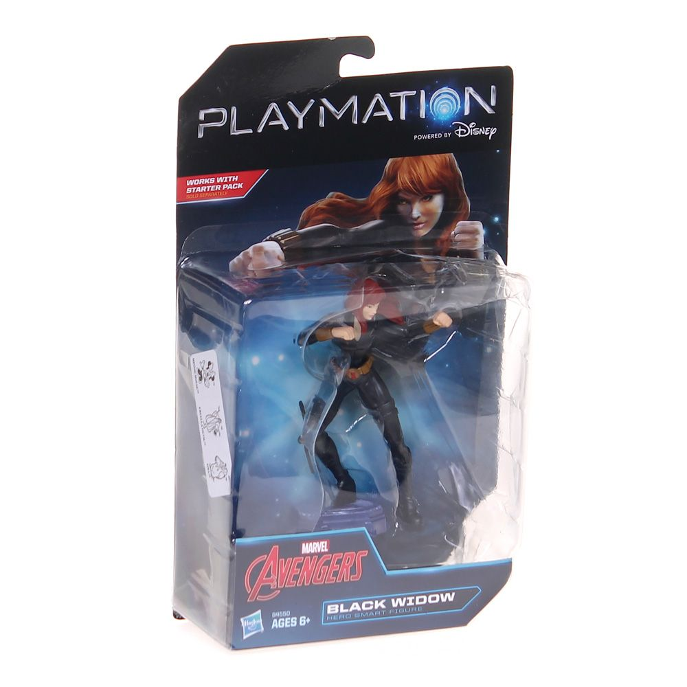 Marvel Avengers Playmation Black Widow Hero Smart Figure by Hasbro 7191343644