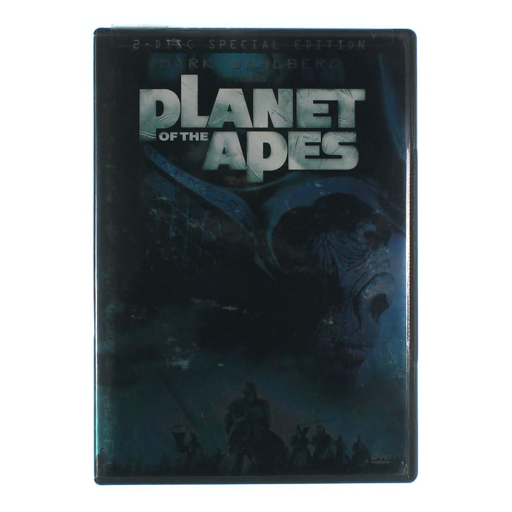Movie: Planet of the Apes (Two-Disc Special Edition) 7198004404