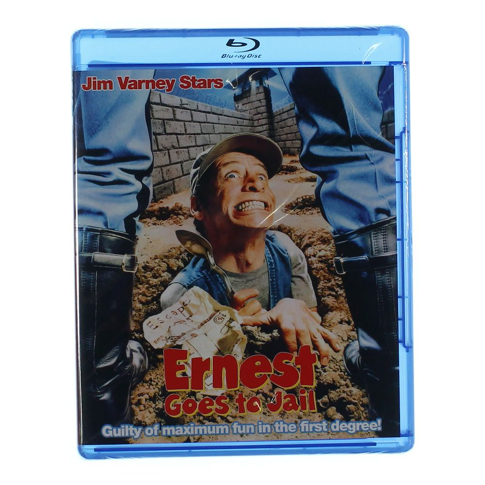 Movie: Ernest Goes to Jail 7200858235