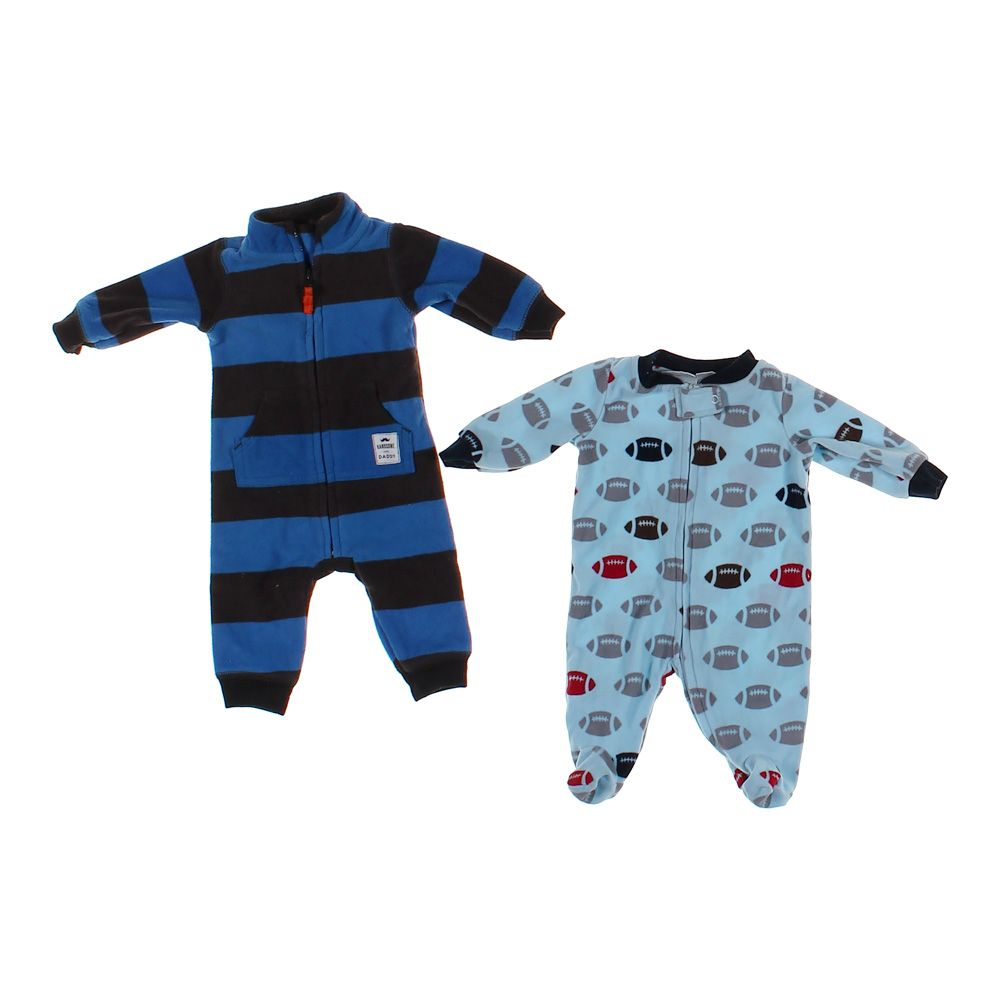 """""""""""Jumpsuit & Footed Pajamas Set, size NB"""""""""""" 7204305129"""