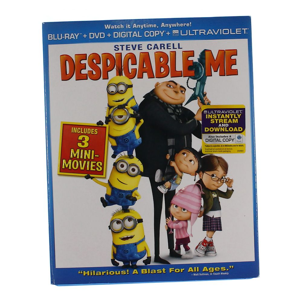 Movie: Despicable Me 7206531667