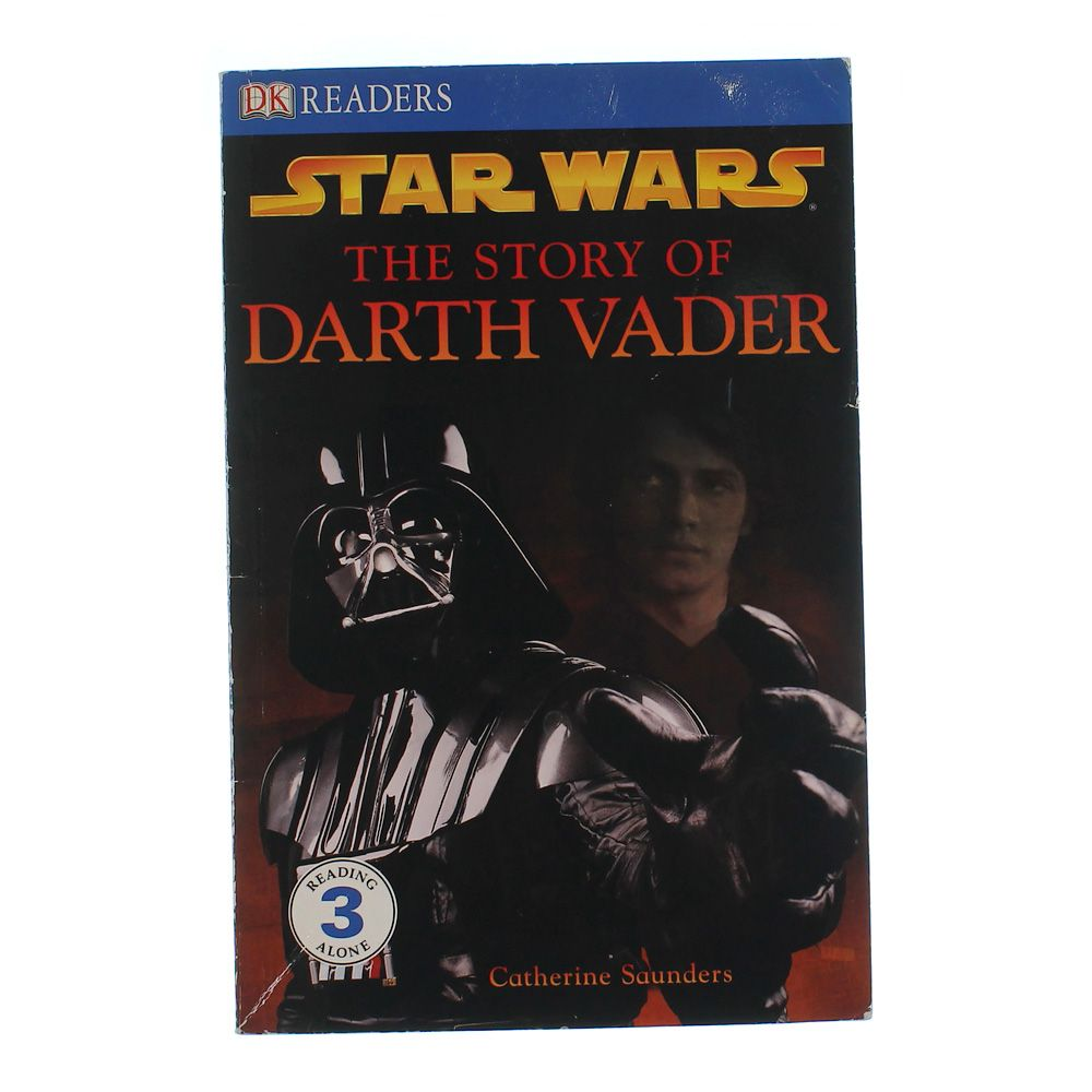 Book: Star Wars The Story of Darth Vader 7212958770