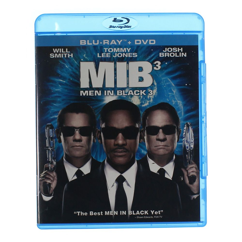 Movie: Men in Black 3 7213826020