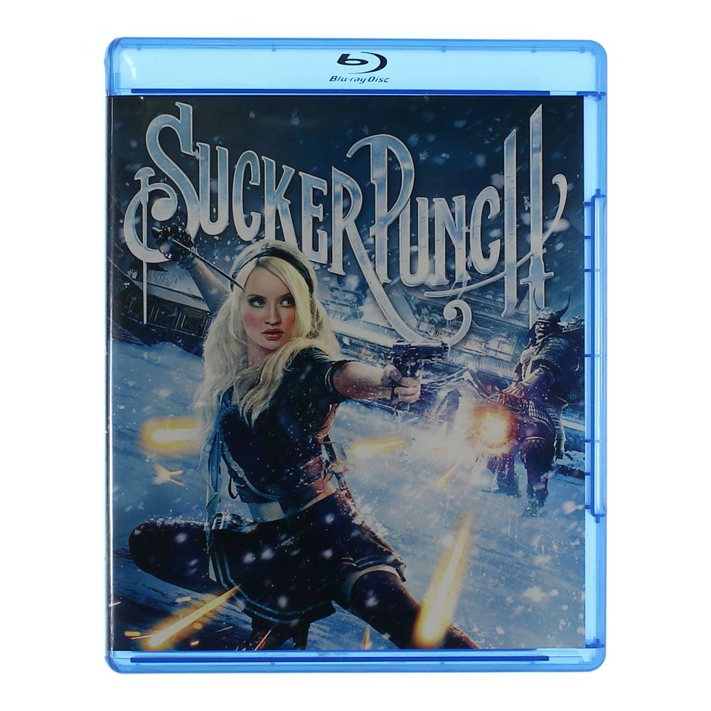 Movie: Sucker Punch (Movie-Only Edition) [Blu-ray] 7215411665
