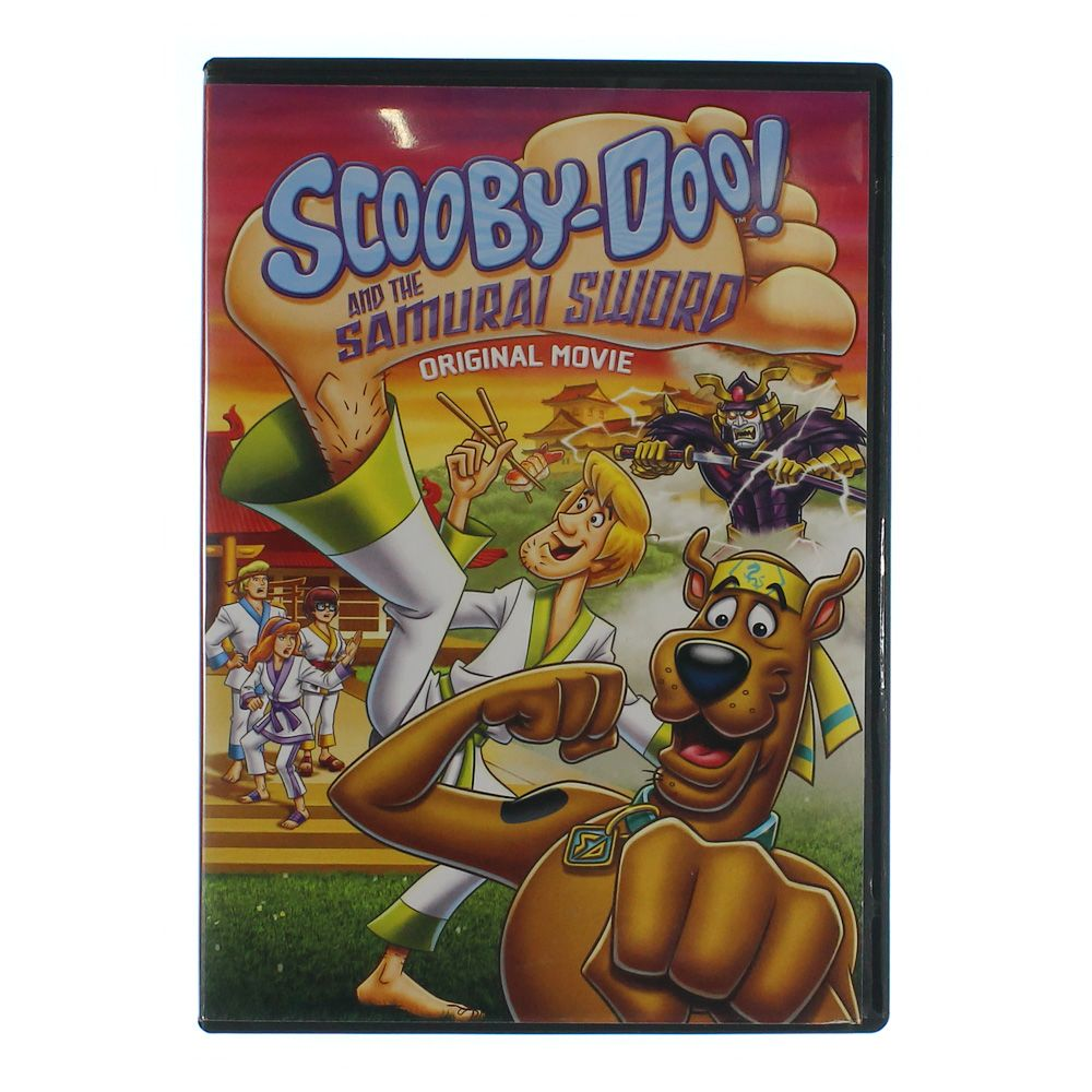Movie: Scooby-Doo and the Samurai Sword (Blu-ray Disc) (Enhanced Widescreen for 16x9 TV) (Eng/Fre/Spa) 2009 7216087684