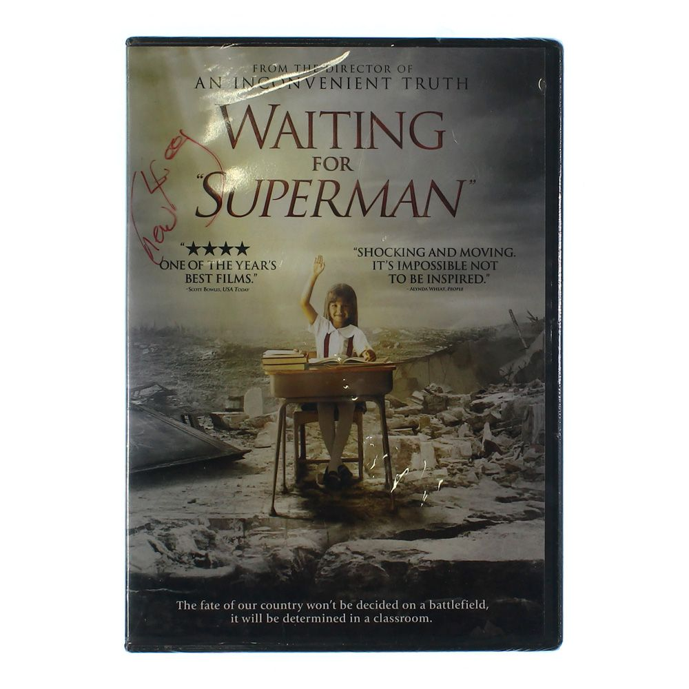 """""""""""Movie: Waiting for """"""""""""""""Superman"""""""""""""""""""""""""""" 7216808519"""