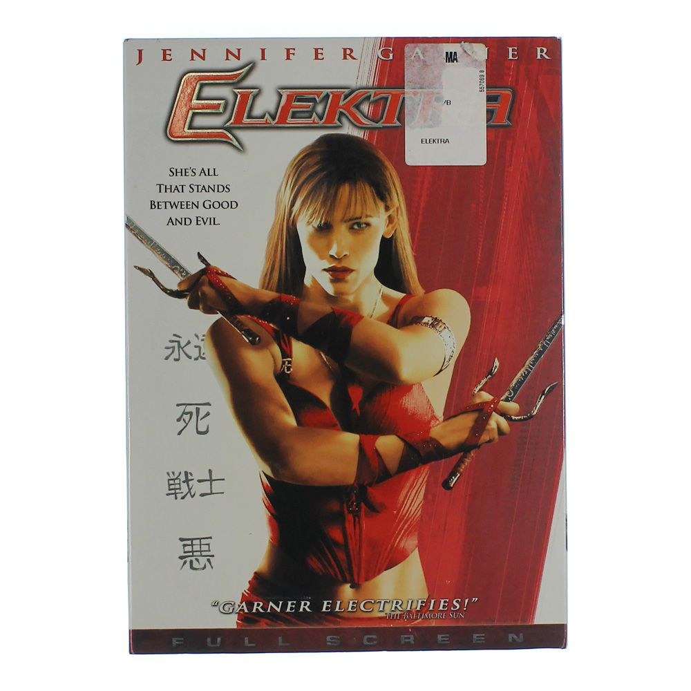Movie: Elektra (Full Screen Edition) 7219420148