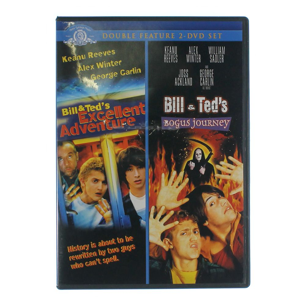 Movie: Bill & Ted's Excellent Adventure 7220215870