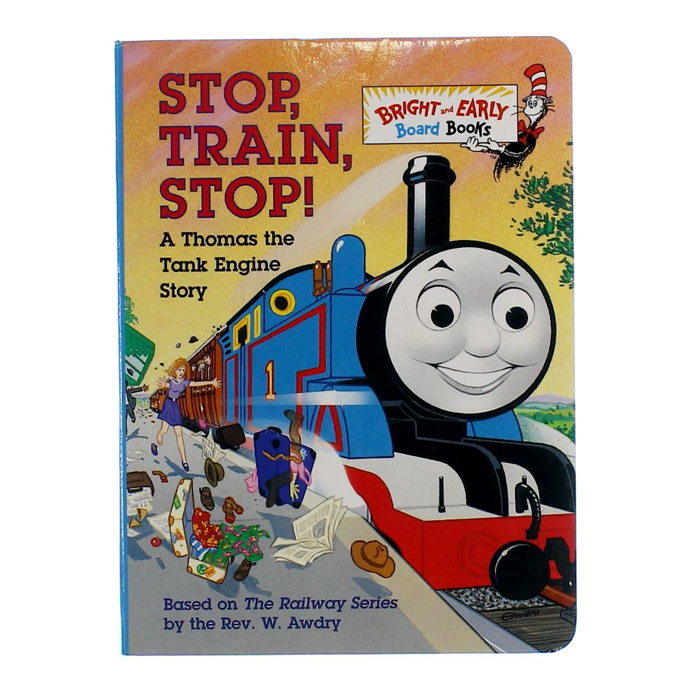 """Image of """"Book: Stop, Train, Stop!"""""""
