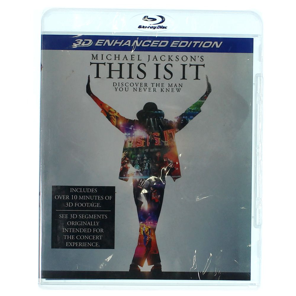Movie: This Is It 7220958083