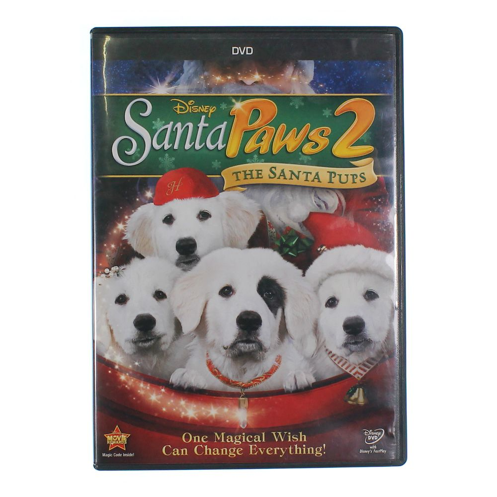 Movie: Santa Paws 2: The Santa Pups 7222893166